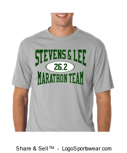 Silver Marathon No. 1 Design Zoom